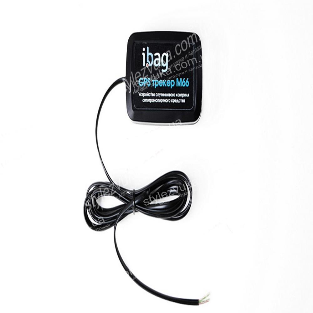 GPS трекер Ibag M66 3