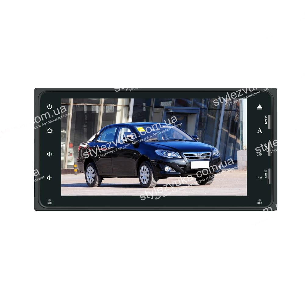 Штатная Автомагнитола Hits Toyota HT8103SG CA IPAD SLIM+RDS 2