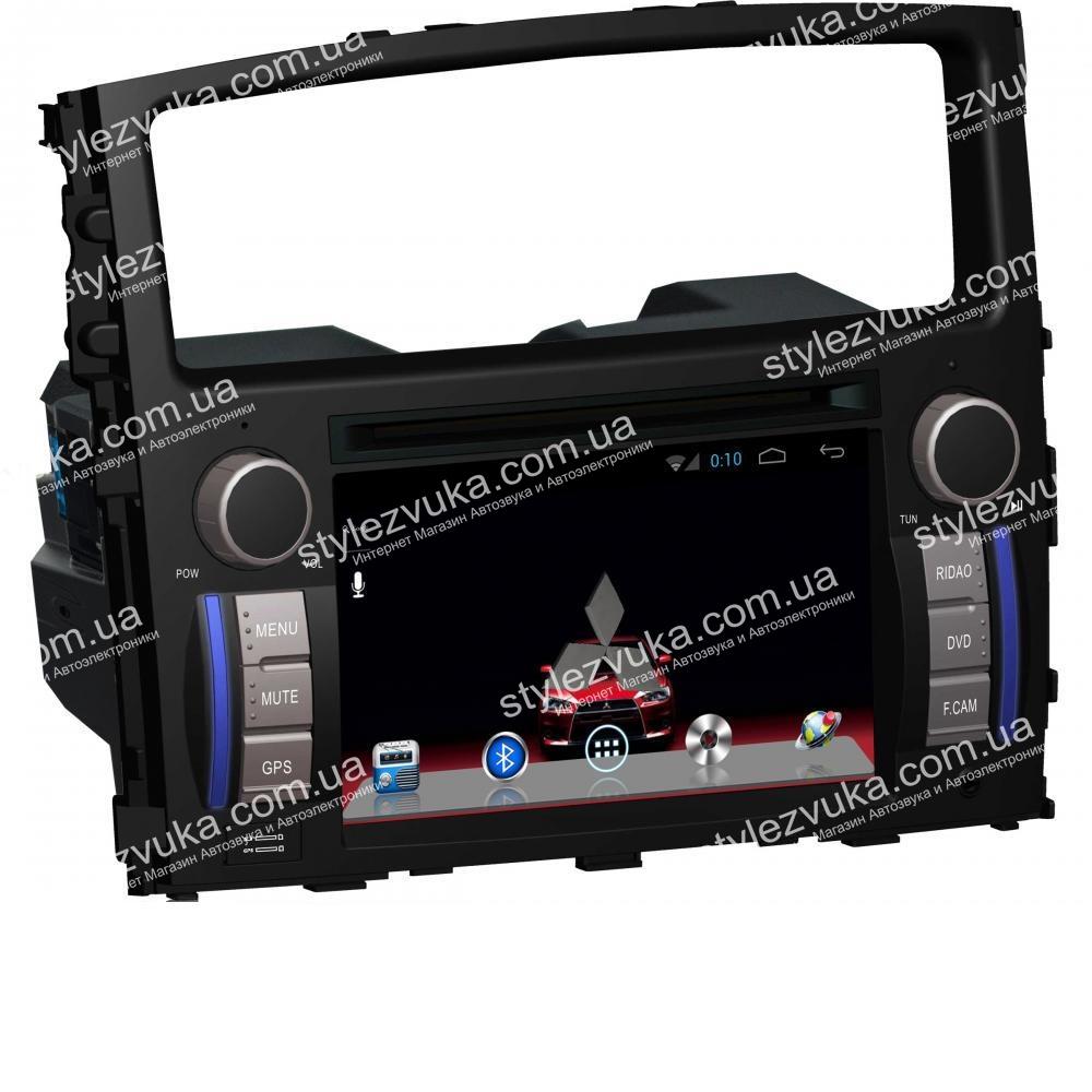 Штатная Автомагнитола Hits Mitsubishi HT6032AGC CA IPAD SLIM+RDS 2
