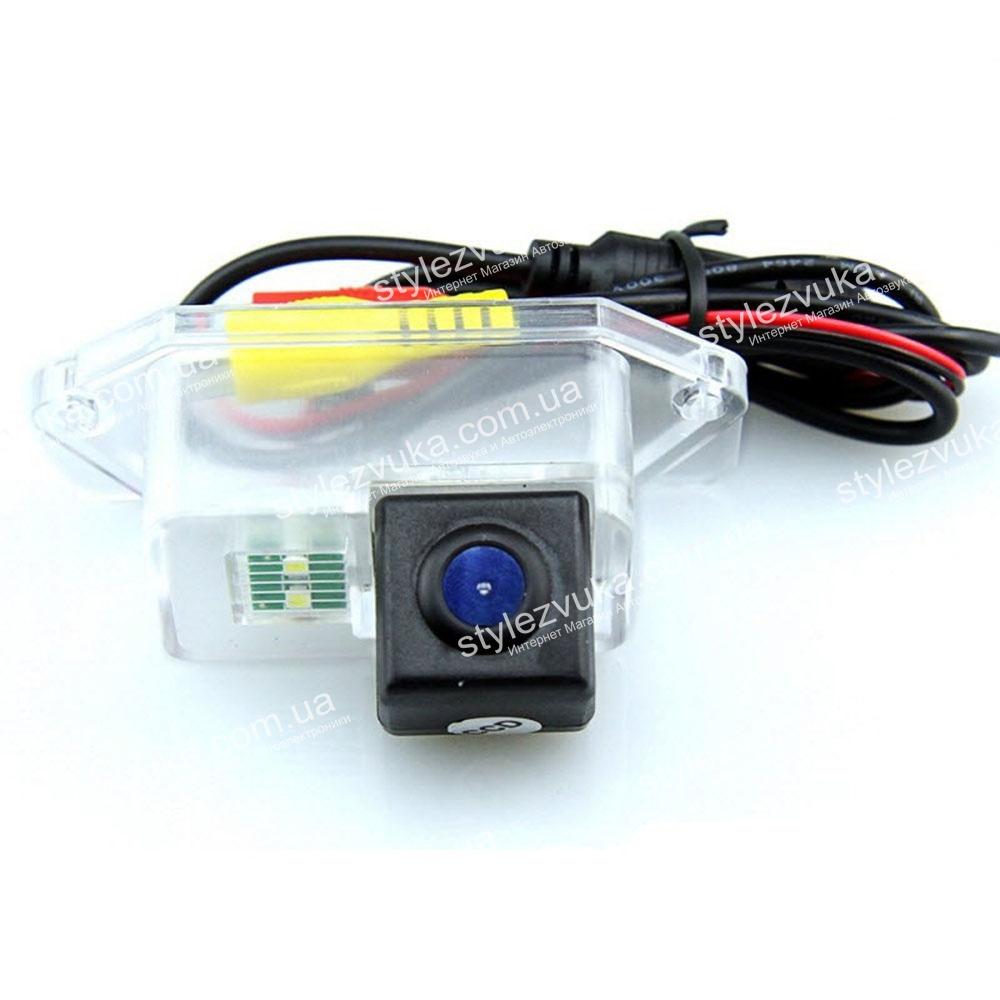 Штатная камера заднего вида My Way MW-6054 для Mitsubishi Lancer X 3