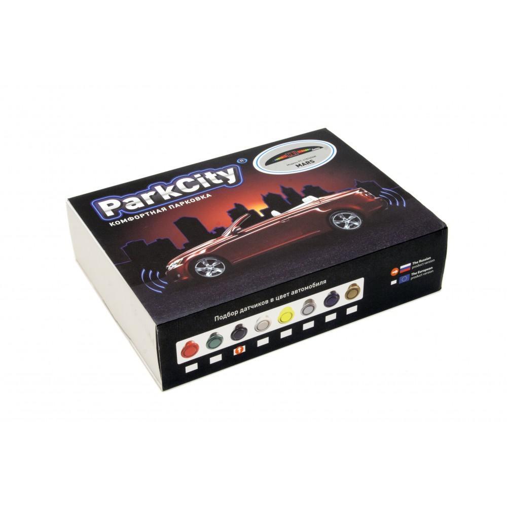 Парктроник ParkCity Mars 418/404W Light Grey 2