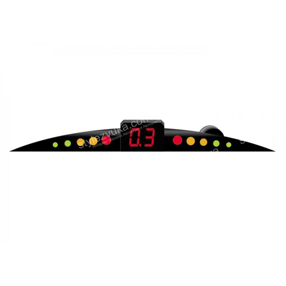Парктроник ParkCity Ultra Slim 418/110 Dark Grey LW 2