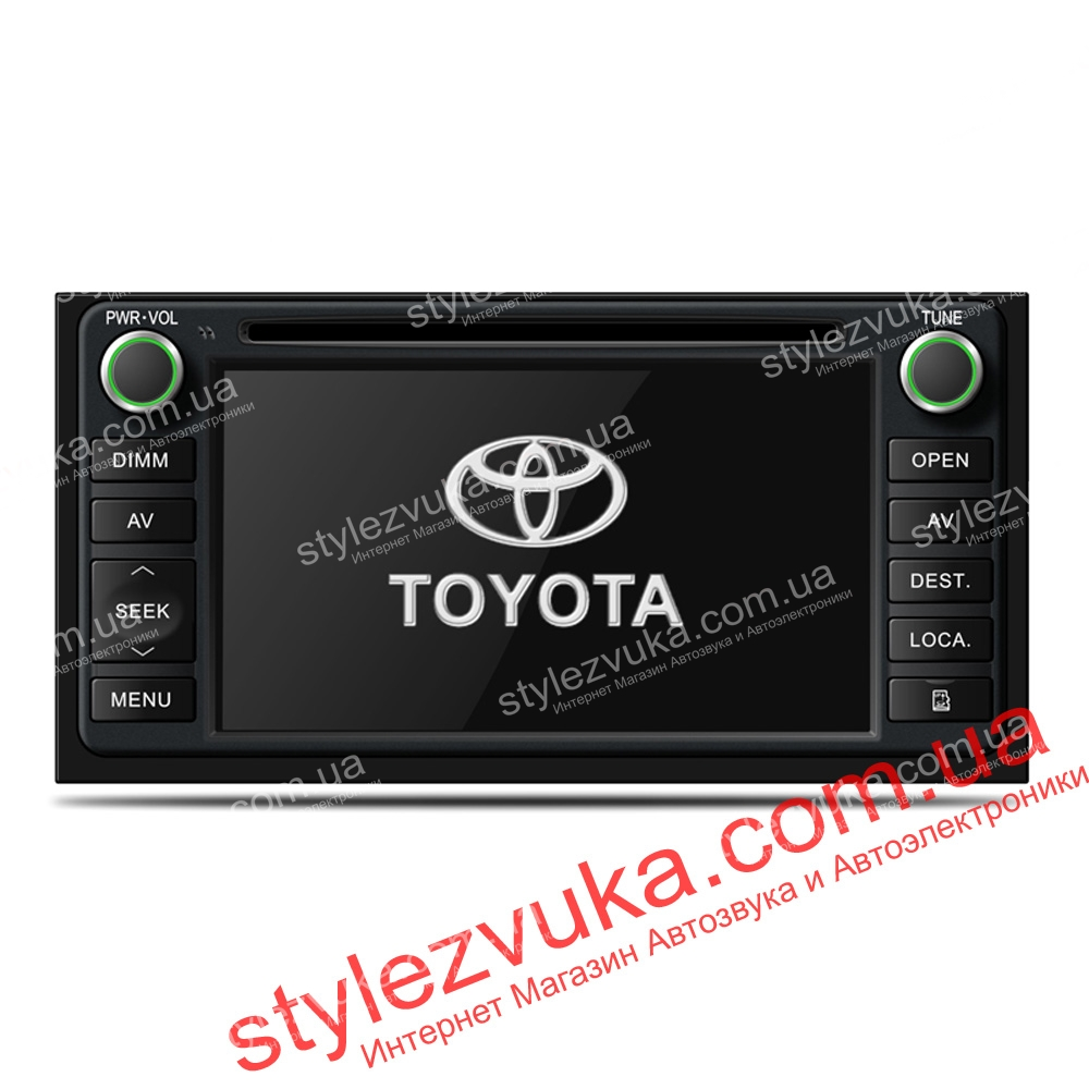 PMS Toyota Auris PMS TFJ-7523 с переходной рамкой 3