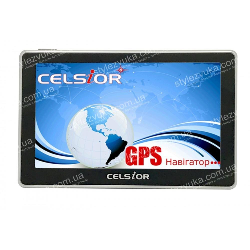 GPS навигатор Сelsior CS 517 2