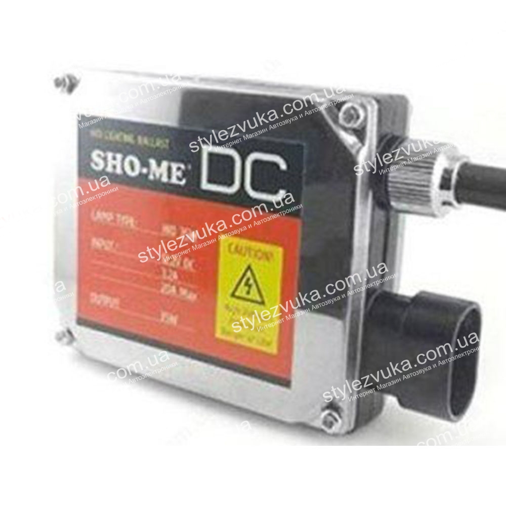 Блок розжига Sho-Me DC (постоянного тока) 3