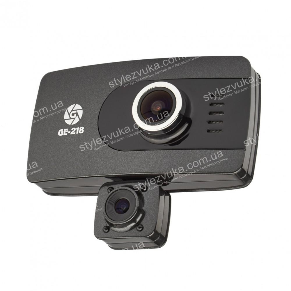 Видеорегистратор Globex GE-218 3