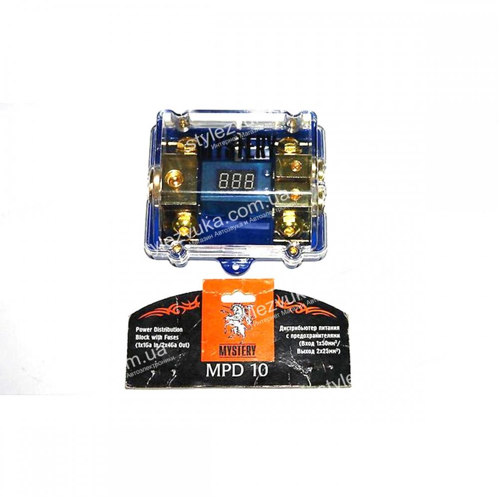 Дистрибьютор питания Mystery MPD-10 2