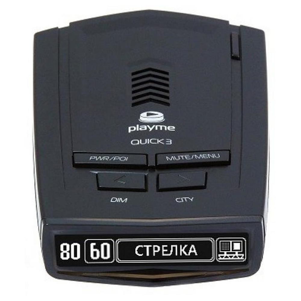 Радар детектор Playme Quick 3 3