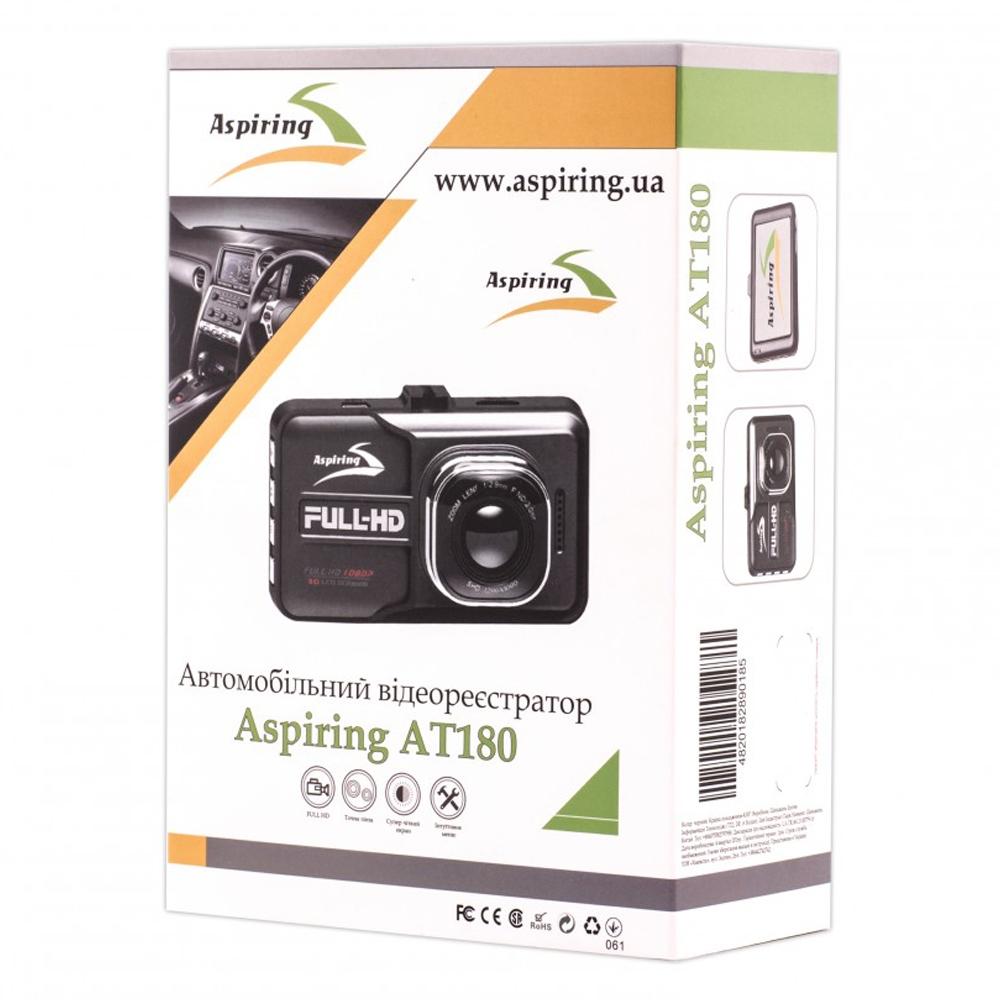 Видеорегистратор Aspiring AT180 3