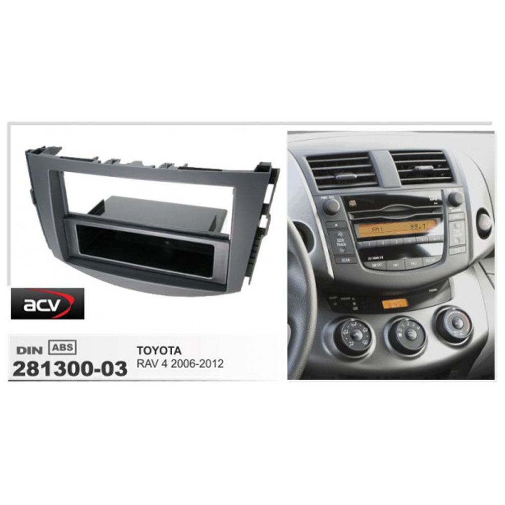 Переходная рамка Toyota RAV4 ACV 281300-03 2