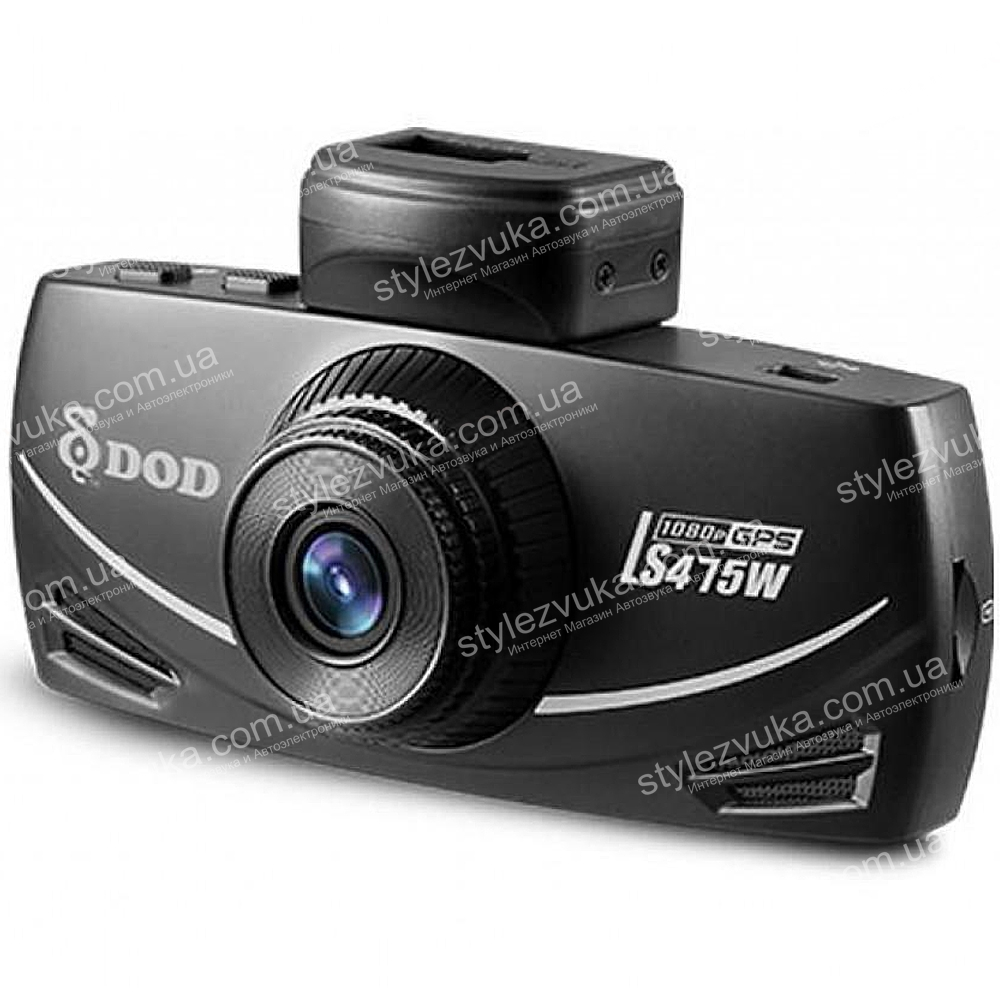 Видеорегистратор DOD LS475W 3