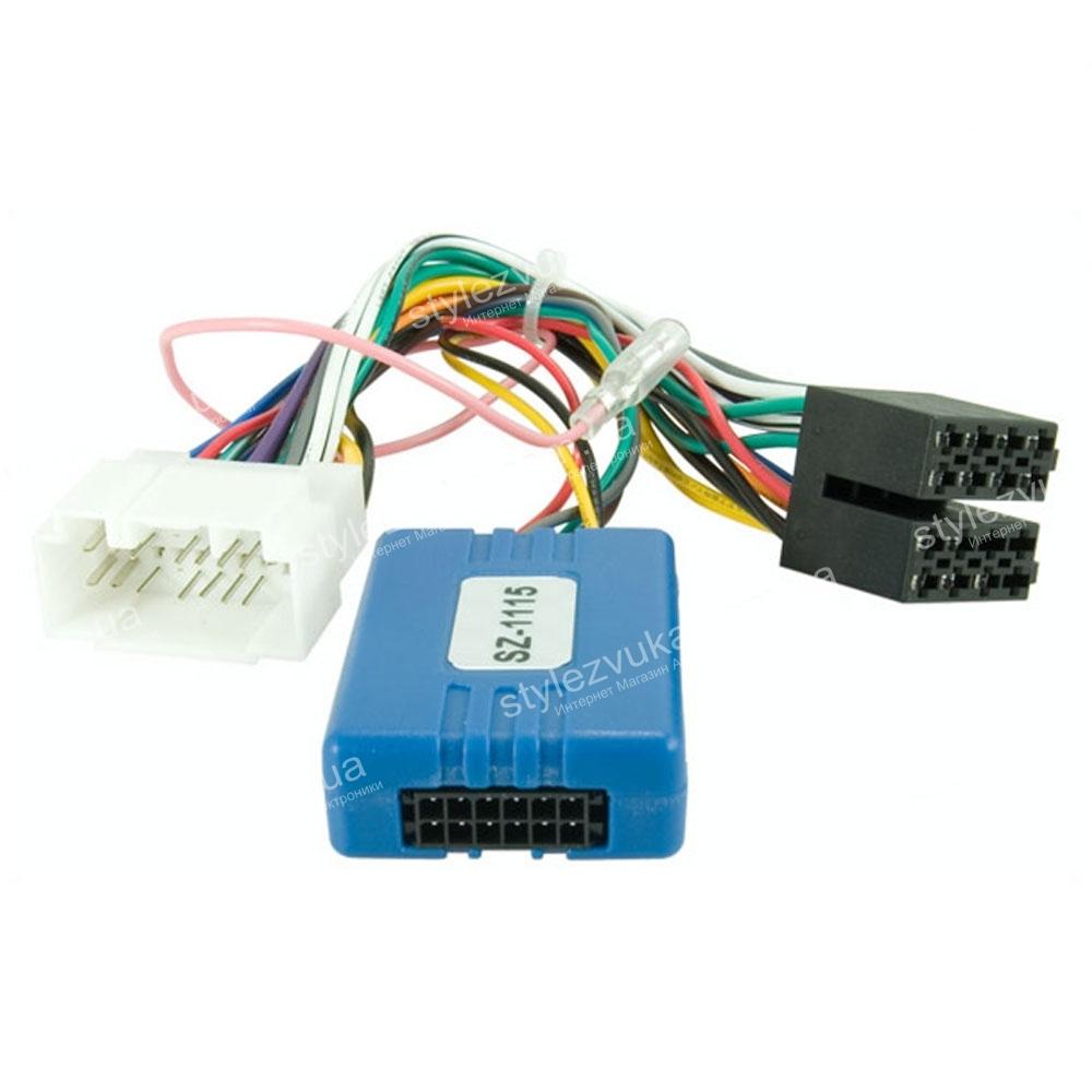 Адаптер кнопок на руле для Suzuki, AWM SZ-1115 2