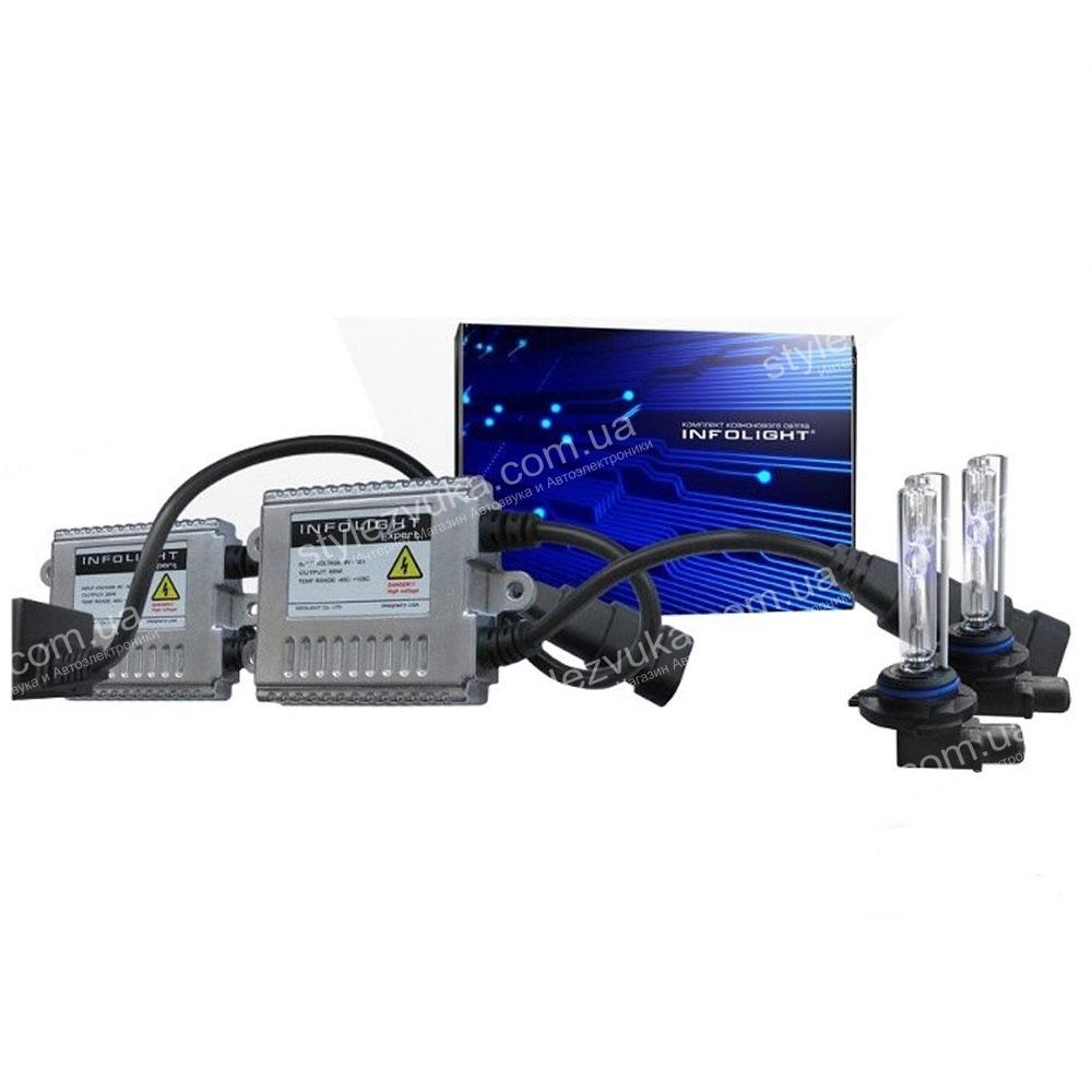 Комплект ксенона Infolight Expert HB4 9006 5000K 2