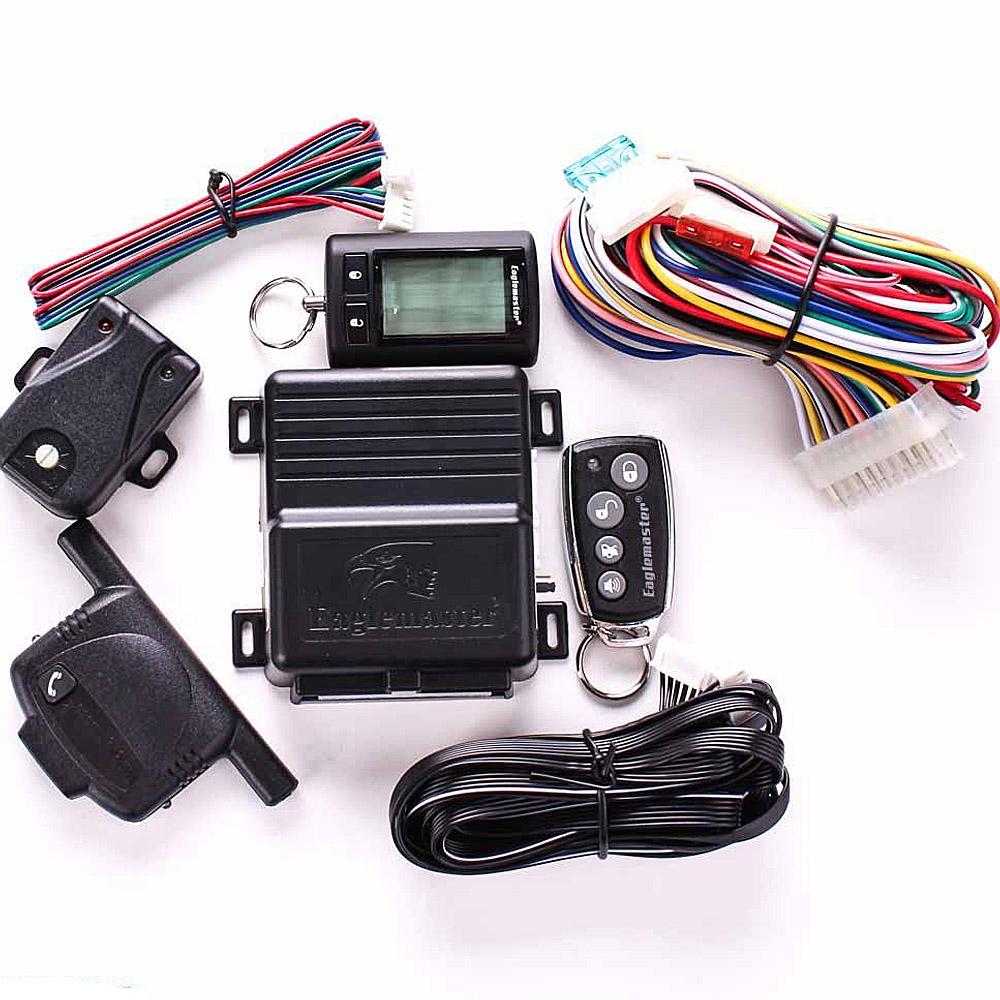 Автосигнализация EAGLEMASTER E4 LCD 3