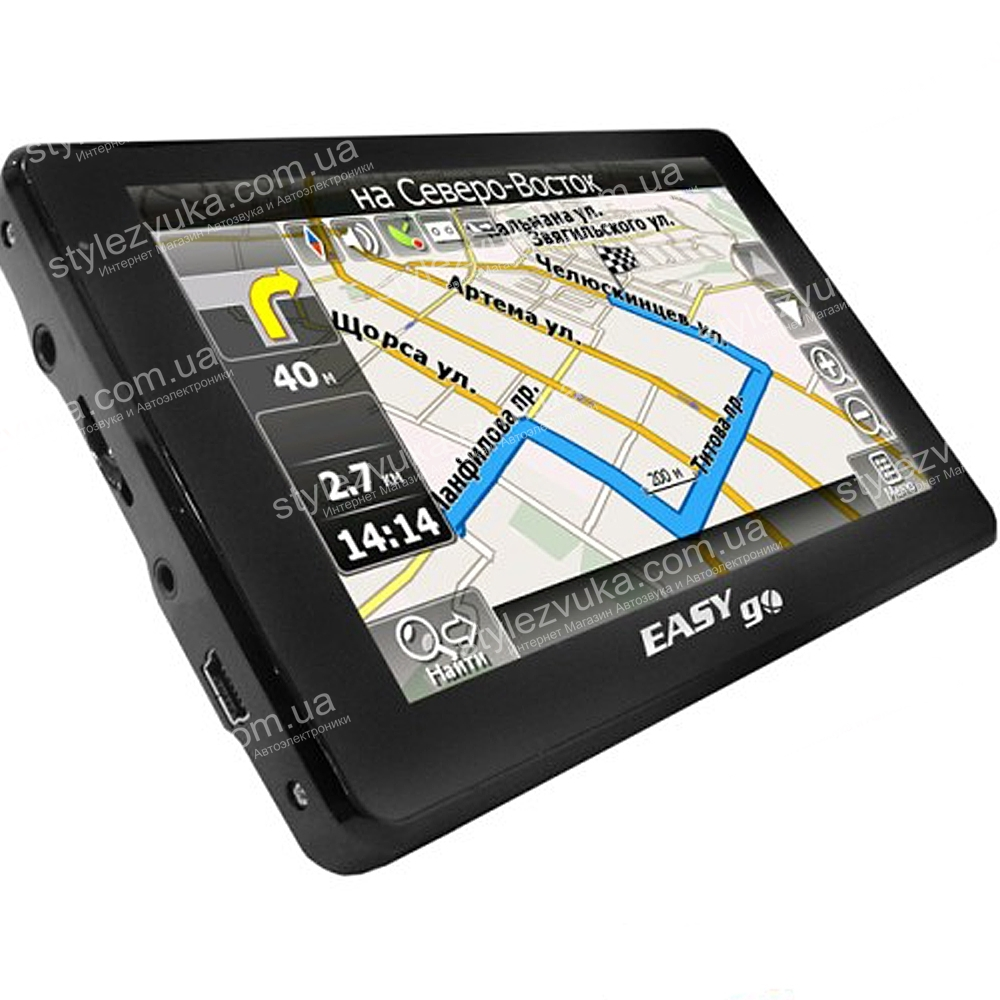 GPS навигатор EasyGo 515i+ 2