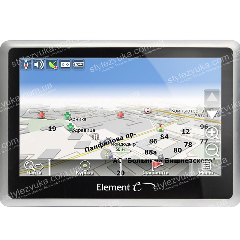 GPS навигатор Element A1 2