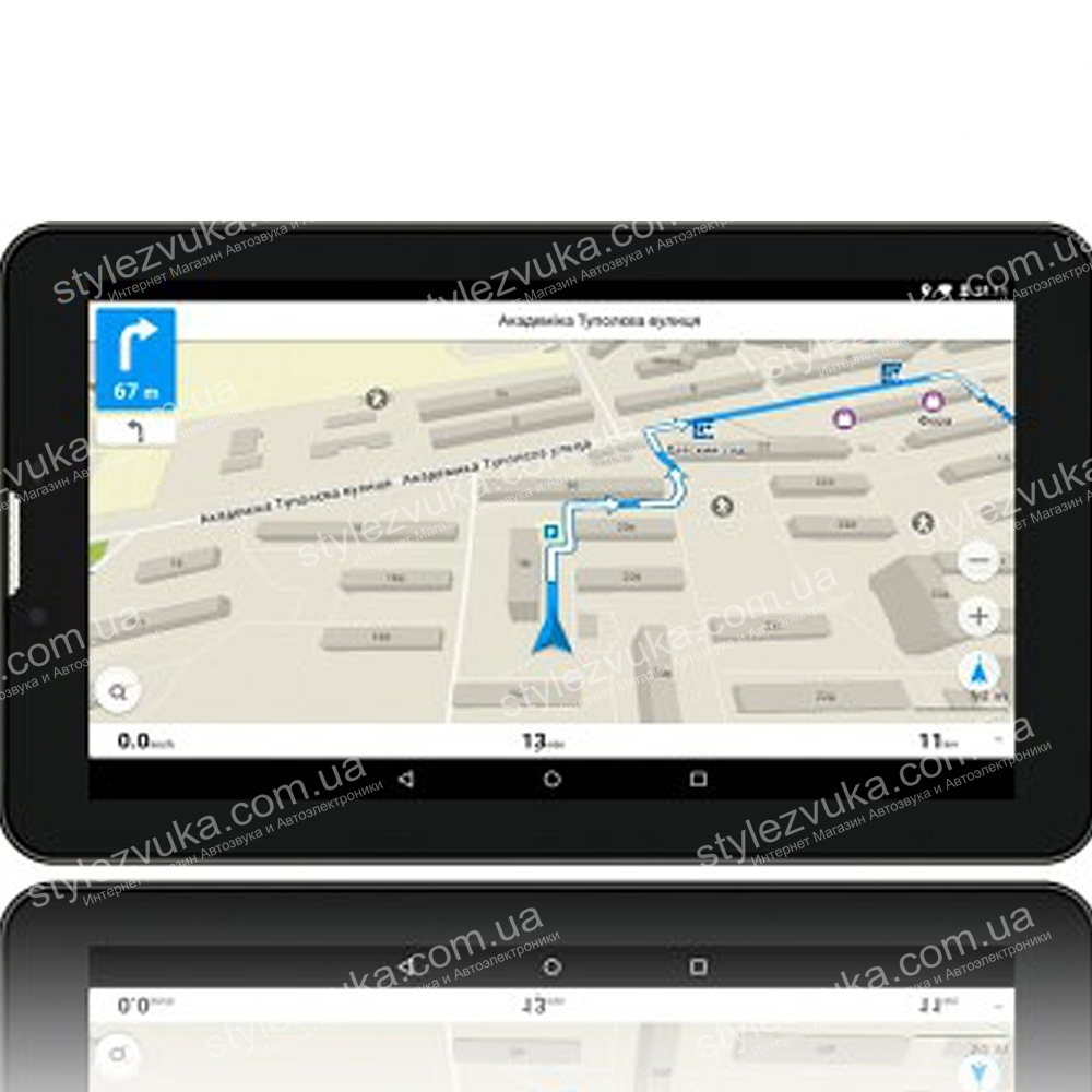 GPS навигатор SHUTTLE PNT-7045  3