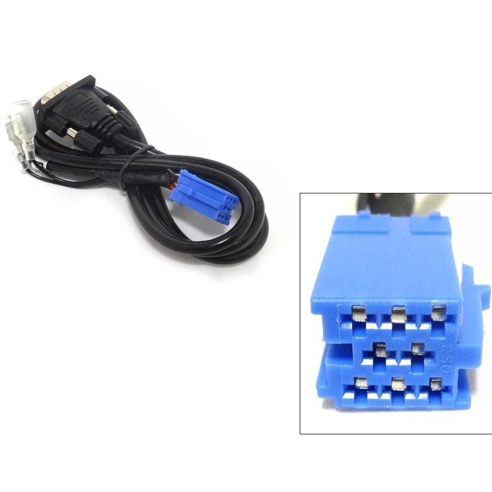 Mp3 адаптер Falcon MP3-CD01 Renault (8 pin) 2