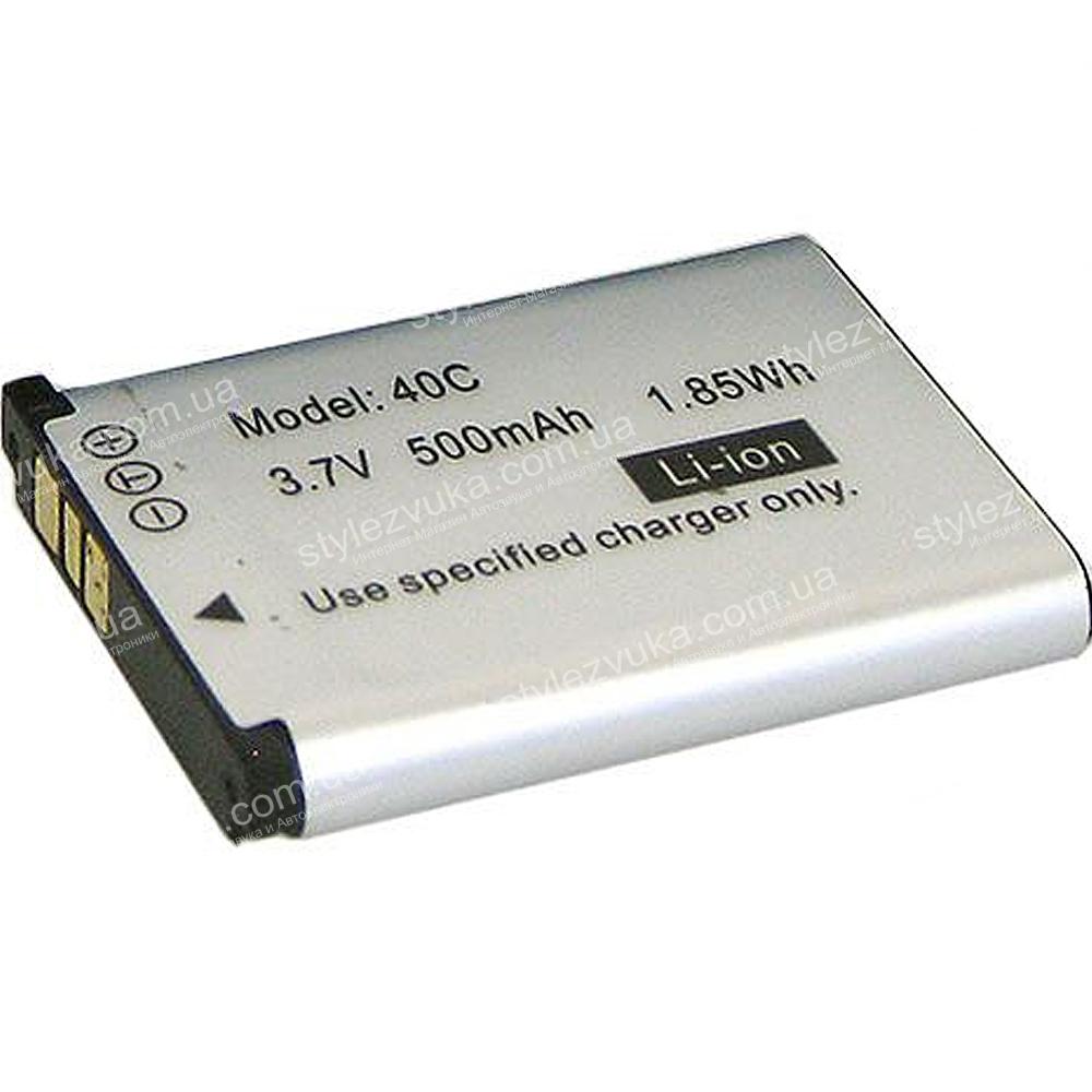Аккумулятор к видеорегистратору Gazer F115  3