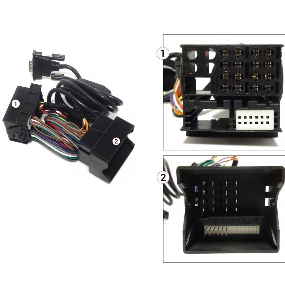 Mp3 адаптер Falcon MP3-CD01 Ford new  3