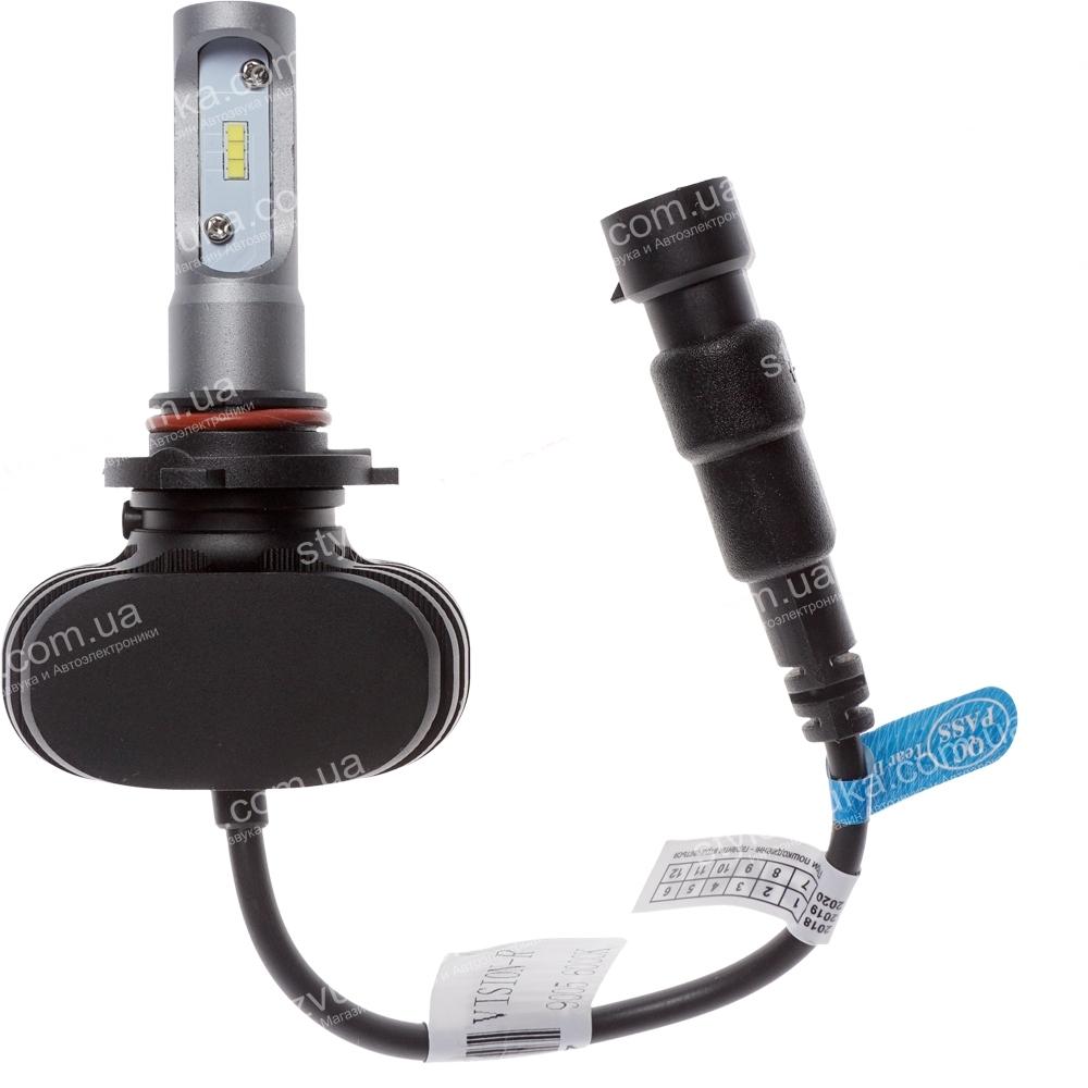 LED ЛАМПА AMS VISION-R HB3(9005) 6000K CSP 3