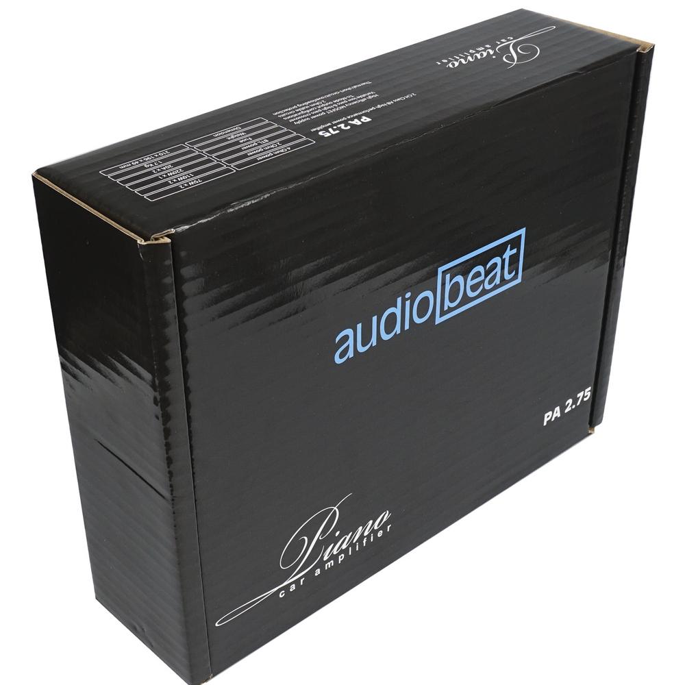 Автоусилитель AudioBeat PA 2.75 3