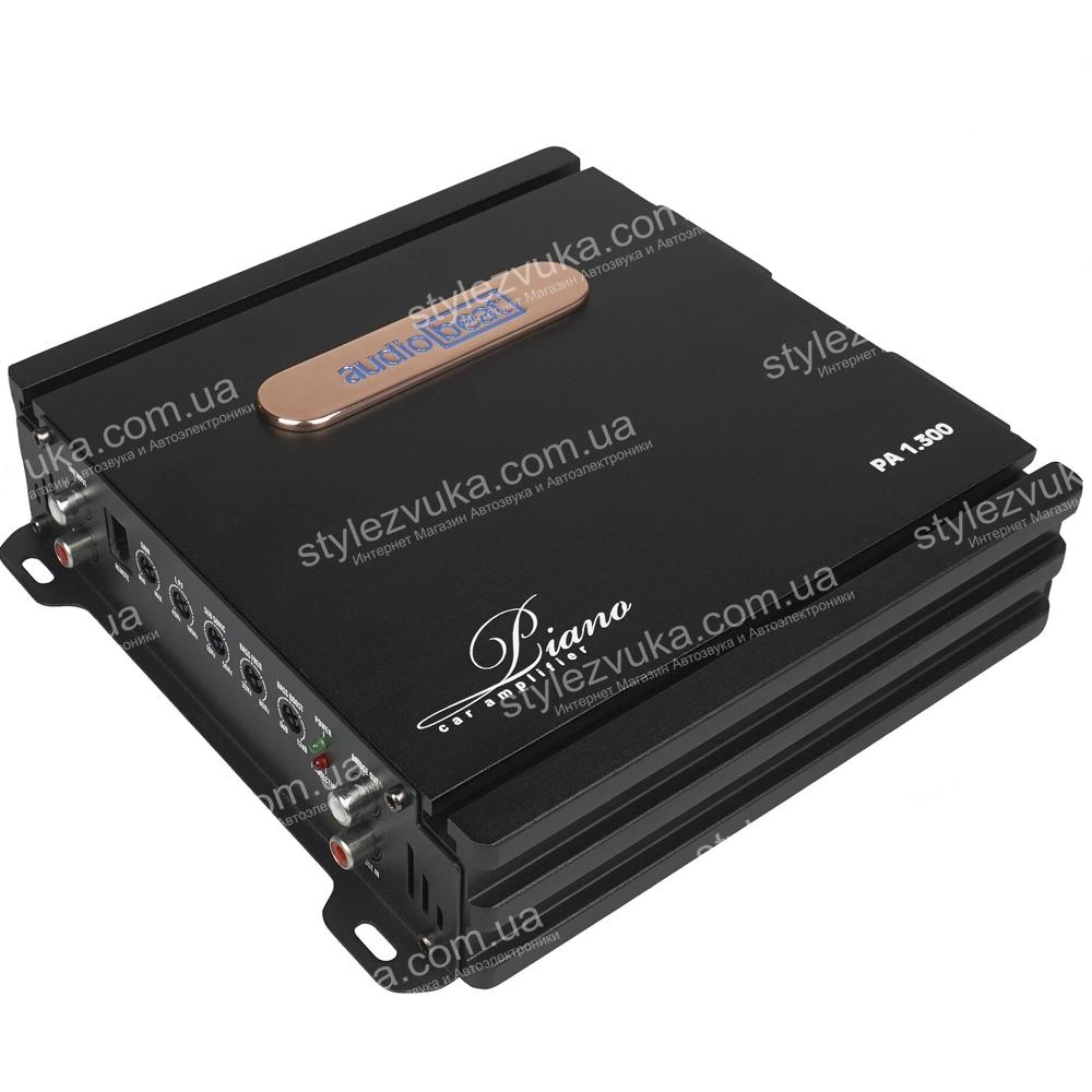 Автоусилитель AudioBeat PA 1.300 3