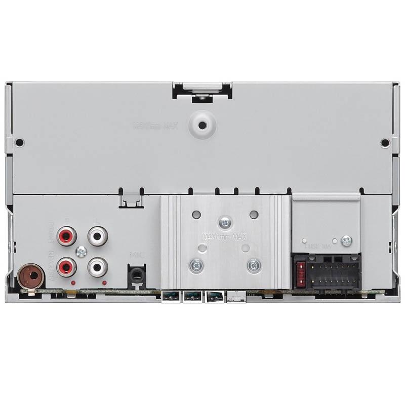 Автомагнитола Kenwood DPX-5100BT 2