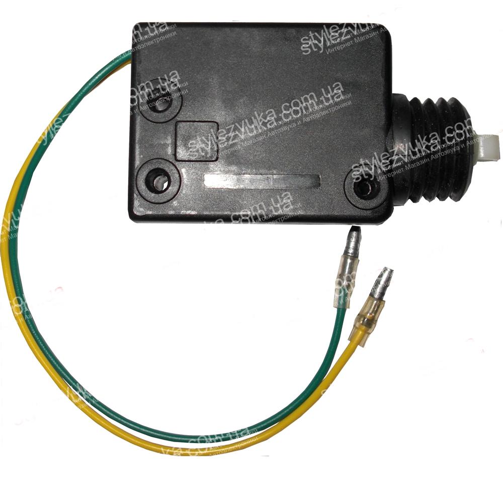 Двухпроводный усиленный привод центрального замка CONVOY SPD-2 2