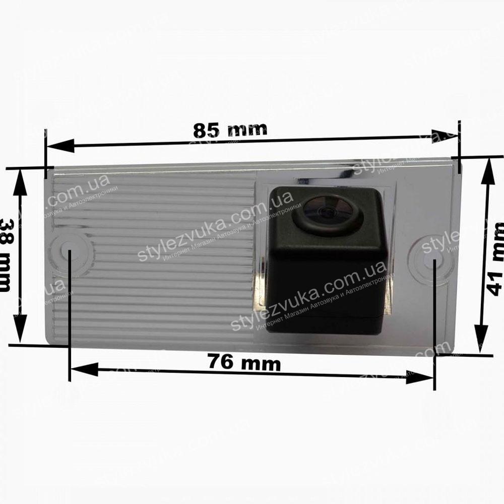 Штатная камера заднего вида Prime-X CA-1350 Kia 2