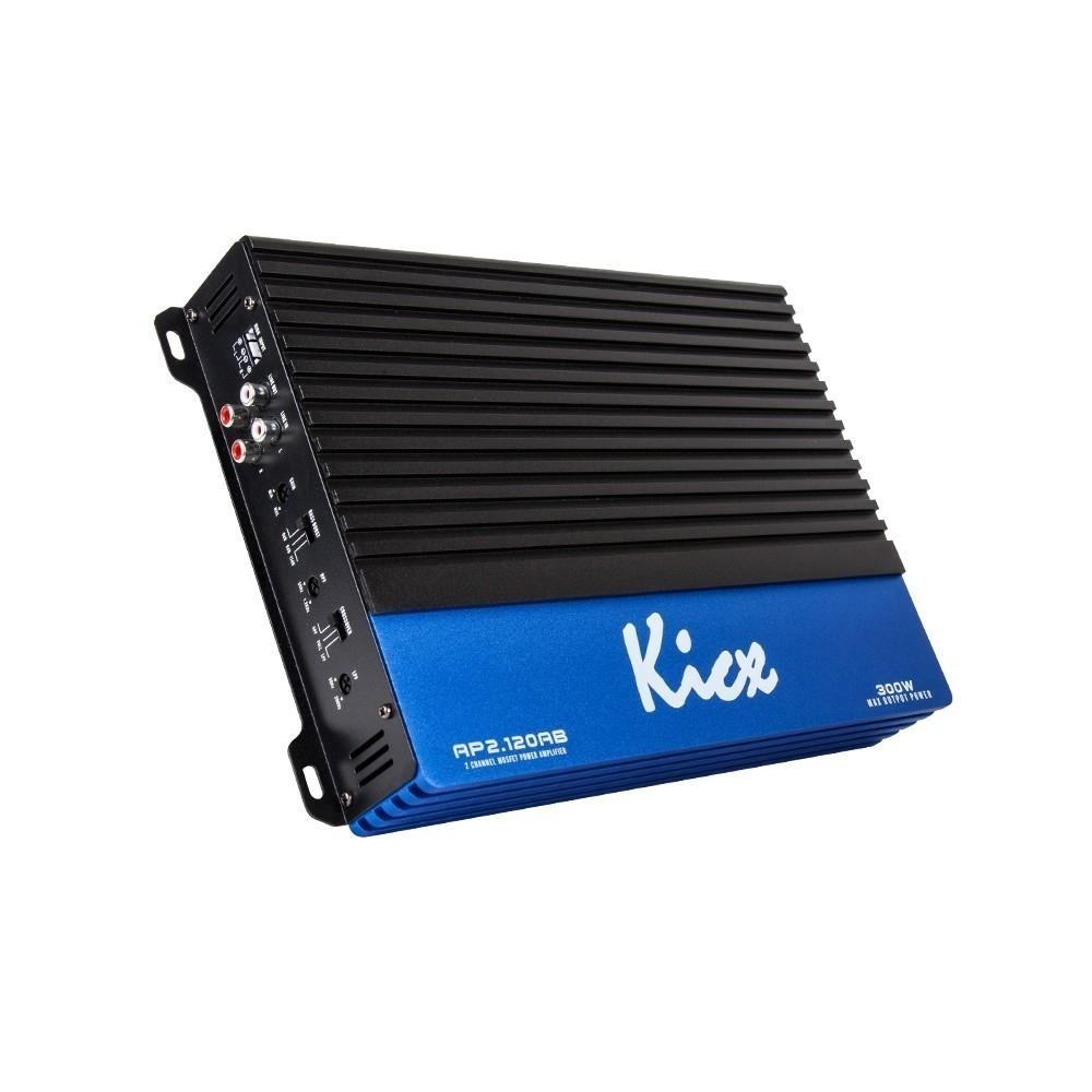 Усилитель Kicx AP 2.120AB 2
