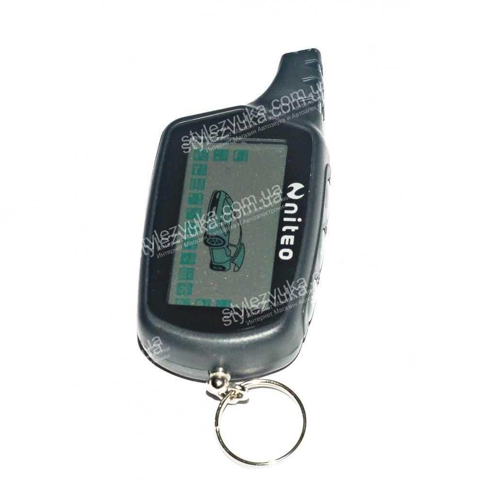 Брелок-пейджер Niteo FX-3 LCD 2-way TX 3