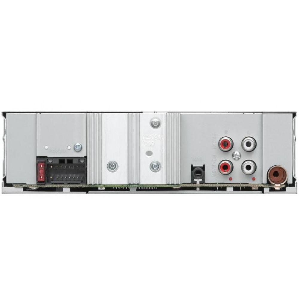 Автомагнитола JVC KD-X372BT 2