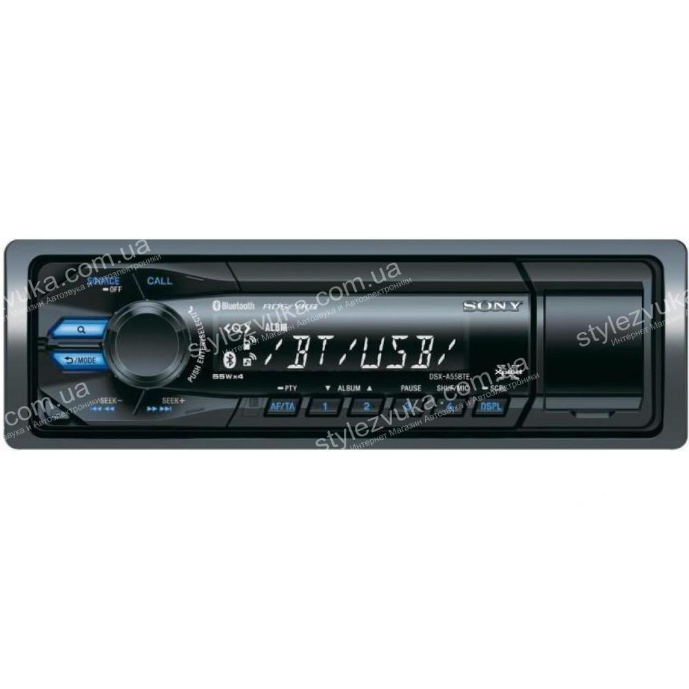 Автомагнитола Sony DSX-A55BTE   2