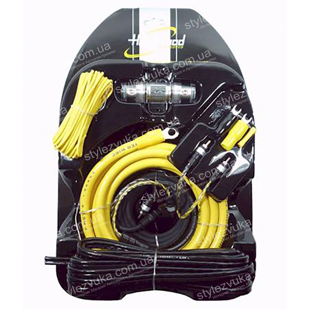 Набор кабелей Hollywood Energetic CCA 48 3