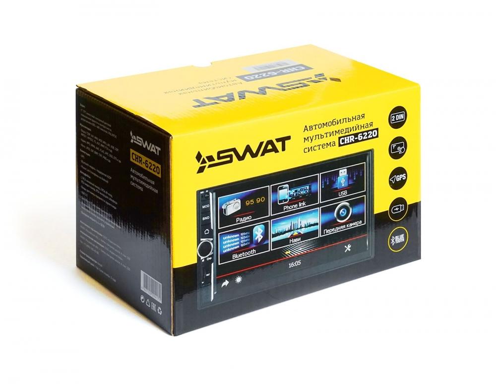 Мультимедийный центр SWAT CHR-6220 3