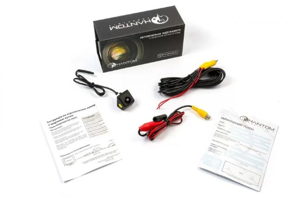 Универсальная камера PHANTOM CA-38 3