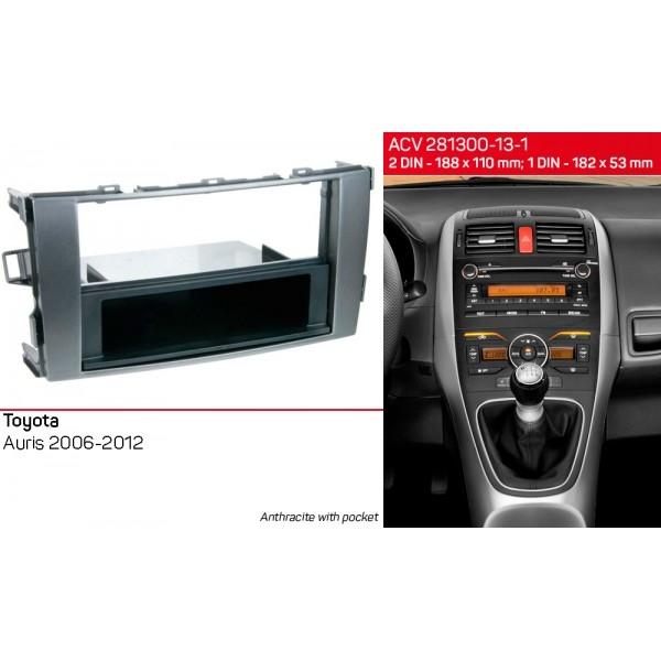 Переходная рамка Toyota Auris ACV 281300-13-1 2