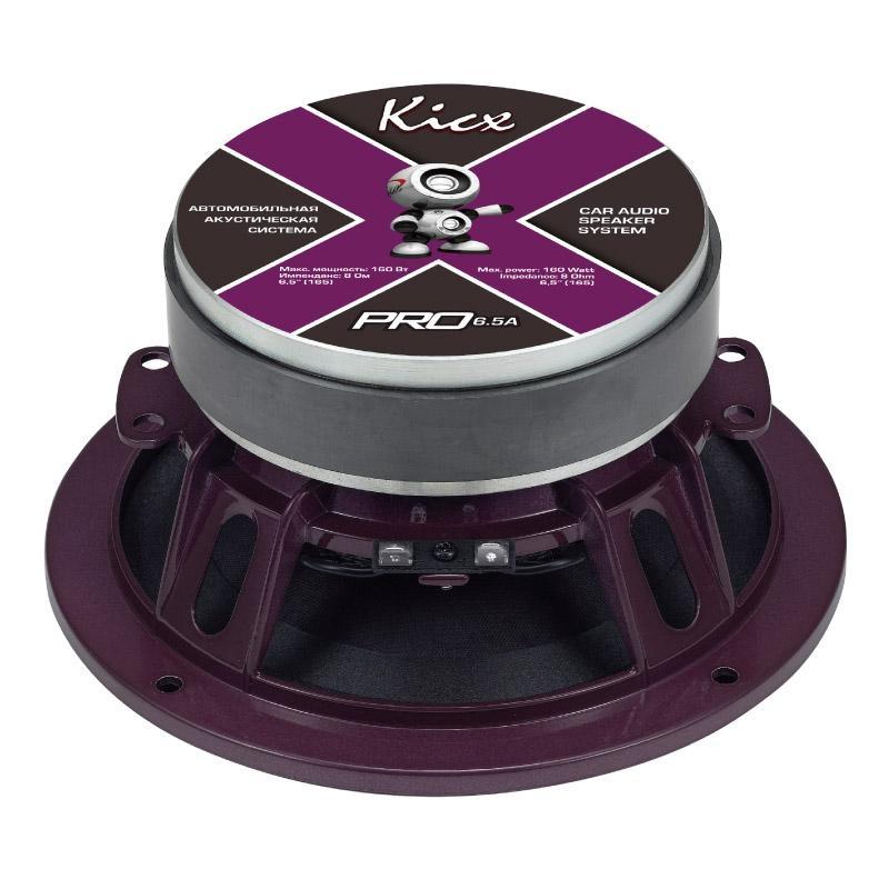 Автоакустика Kicx PRO-6.5 А 2