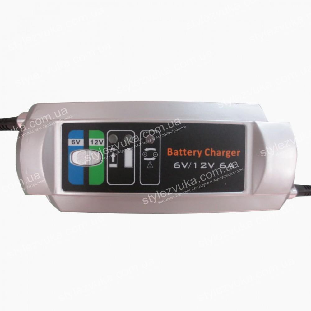 Зарядное устройство для аккумулятора  3