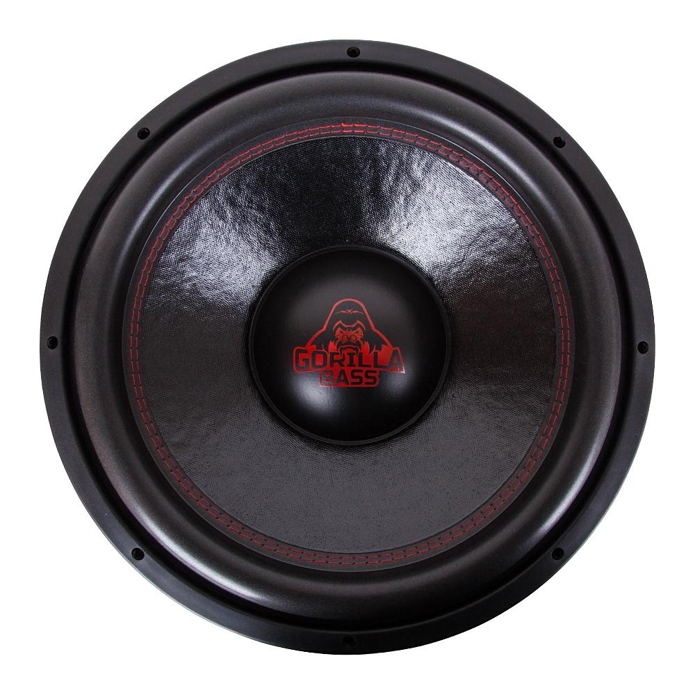 Сабвуферный динамик Kicx Gorilla Bass E15 3
