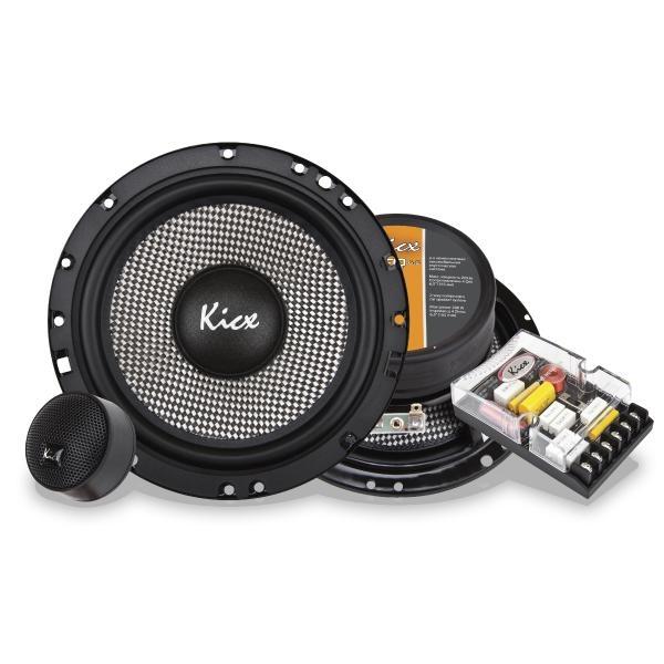 Автоакустика Kicx GFQ-6.2 2