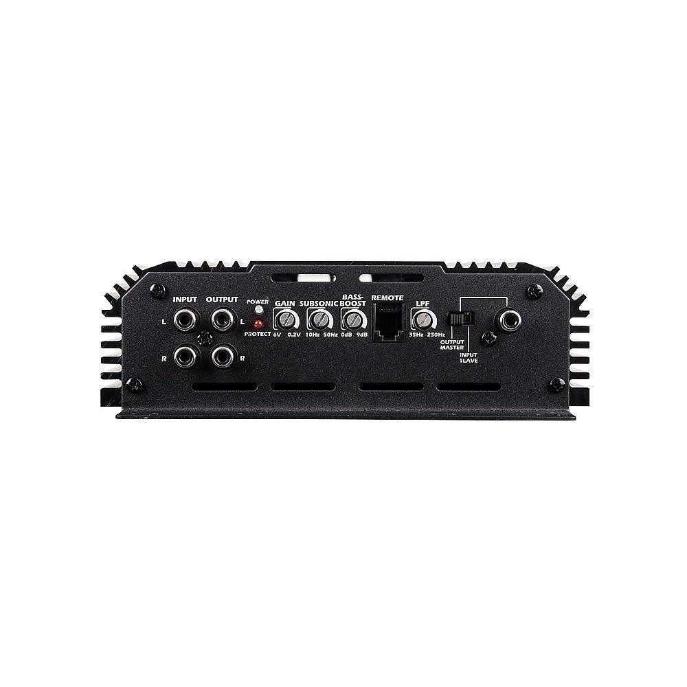Усилитель Kicx Tornado Sound 2500.1 3