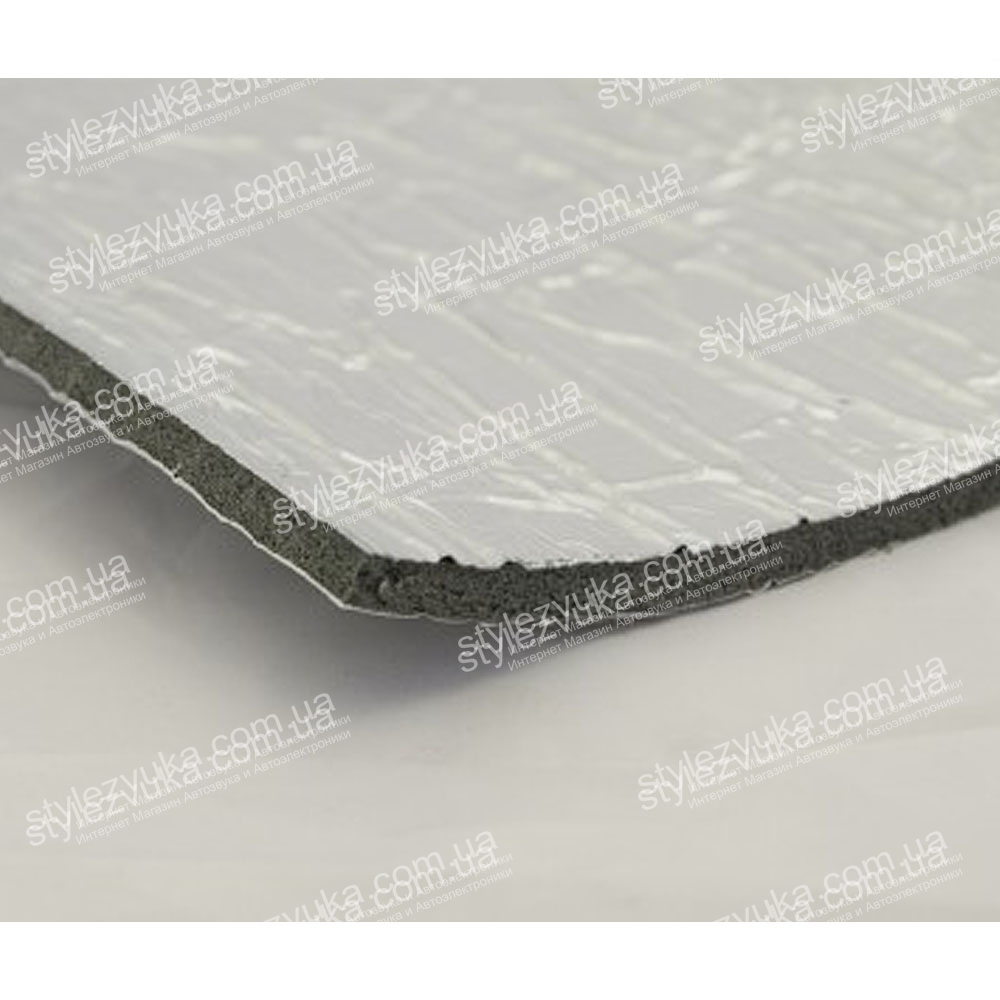 Шумоизоляция FANTOM Soft M 6мм (1000x500) 3