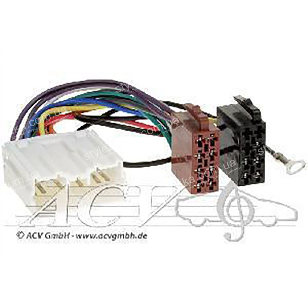 Переходник ISO Mitsubishi ACV 1201-02 2