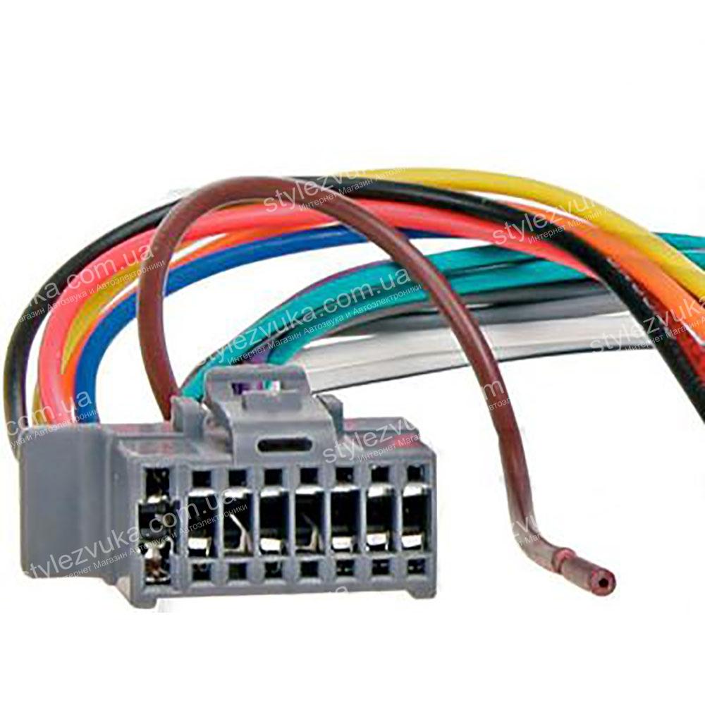 Разъем для магнитолы Panasonic ACV 452006/1 без ISO 2