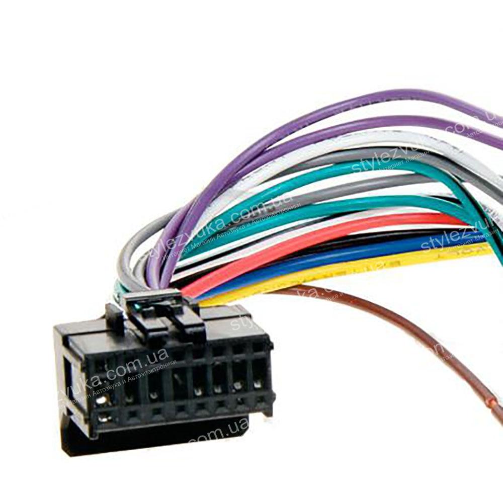 Разъем для магнитолы Pioneer ACV 453017/1 без ISO 3