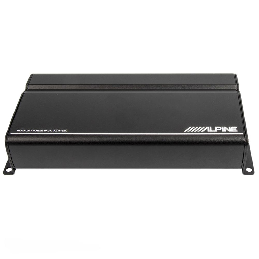 Усилитель Alpine KTA-450 3