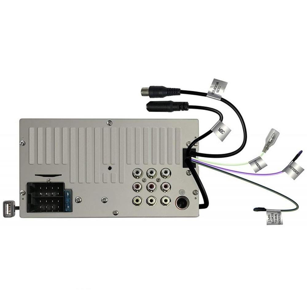 Мультимедийный центр Kenwood DMX-120BT 3