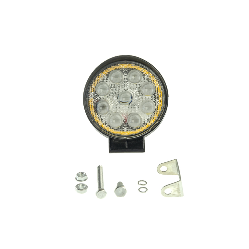 Светодиодная фара Cyclone WL-D8 32W EP9+COB SP 3